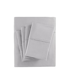 Madison Park 800 Thread Count 7-PC Split King Cotton Blend Sateen Sheet Set