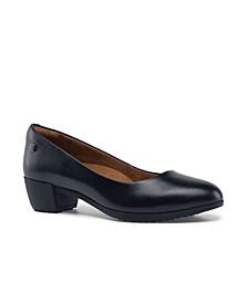 Willa, Women Slip Resistant Dress Shoe
