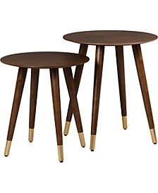 Yvonne Side Table, Quick Ship (Set of 2)