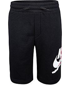 Jordan Little Boys Logo Shorts