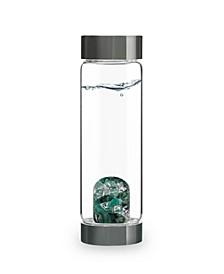 VitaJuwel ViA Crystal Water Bottle VITALITY