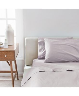 Washed Percale Standard Pillow Case Pair