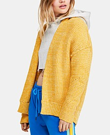 High Hopes Open-Front Cardigan
