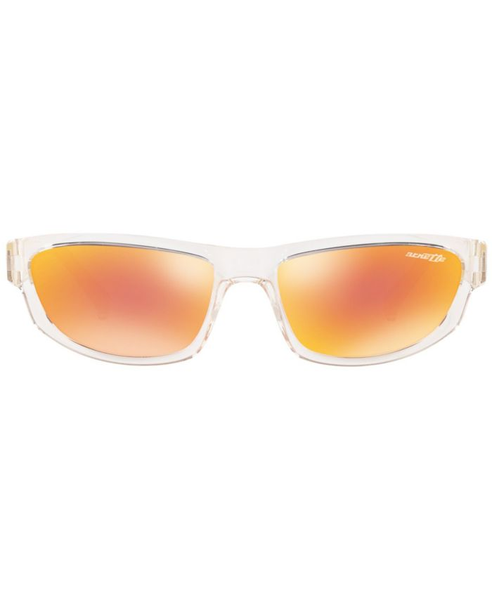 Arnette LOST BOY Sunglasses, AN4260 56 & Reviews - Sunglasses by Sunglass Hut - Men - Macy's