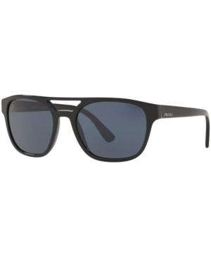 Prada Sunglasses, Pr 23vs 56 Heritage In Blue