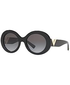 Valentino Sunglasses, VA4058 52