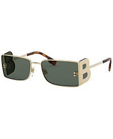 Burberry Sunglasses, BE3110 57