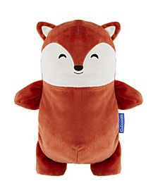 Toddler and Big Flynn The Fox 2-in-1 Stuffed Animal Hoodie