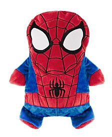 Toddler and Big Boys Marvel's Spider Man 2-in-1 Stuffed Animal Hoodie