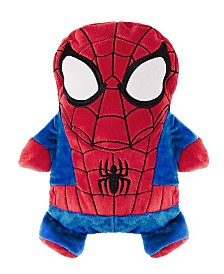 Cubcoats Toddler and Big Boys Marvel's Spider Man 2-in-1 Stuffed Animal Hoodie