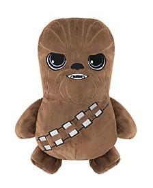 Toddler and Big Star Wars Chewbacca 2-in-1 Stuffed Animal Hoodie