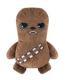 Cubcoats Toddler and Big Star Wars Chewbacca 2-in-1 Stuffed Animal Hoodie