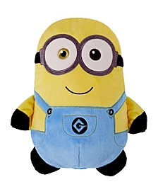 Toddler and Big Girls Universal Studios Bob The Minion 2-in-1 Stuffed Animal Hoodie