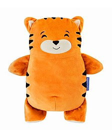 Toddler and Big Tomo The Tiger 2-in-1 Stuffed Animal Hoodie