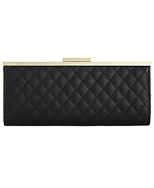 INC Carolyn Quilted Clutch, Created for Macy's