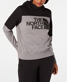 The North Face Colorblocked Logo Hoodie