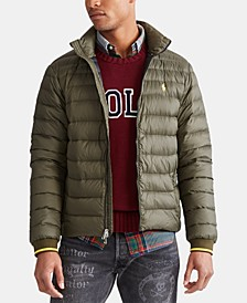 Men's Big & Tall Lightweight Down Jacket