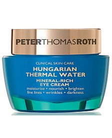 Peter Thomas Roth Hungarian Thermal Water Mineral-Rich Eye Cream, 0.5-oz.