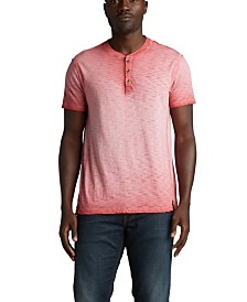 Silver Jeans Co. Koby Short-Sleeve Henley