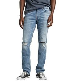 Konrad Slim Fit Ripped Jean