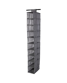 Simplify Embossed Nest 10 Shelf Hang