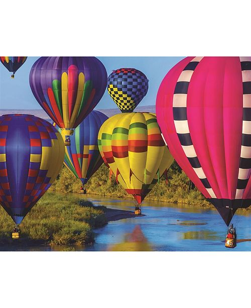 Springbok Puzzles Take Flight 100 Piece Jigsaw Puzzle