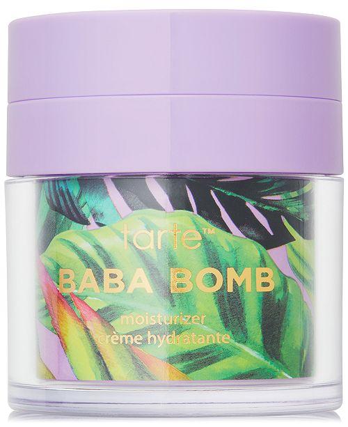 Tarte Baba Bomb Moisturizer