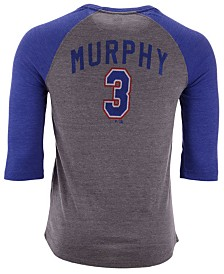 Majestic Men's Dale Murphy Atlanta Braves Coop Batter Up Raglan T-Shirt