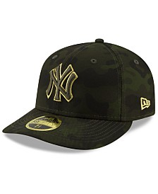 New Era New York Yankees Armed Forces Day Low Profile 59FIFTY Fitted Cap