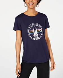 Freeze 24-7 Juniors' NASA T-Shirt