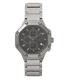 Versus Men's Grey Bracelet Watch 22mm