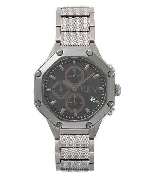 Versus by Versace Versus Men's Grey Bracelet Watch 22mm