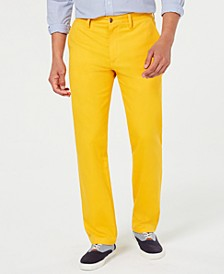 Men's Stretch Chinos, Created for Macy's