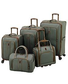 London Fog Newcastle Softside Luggage Collection