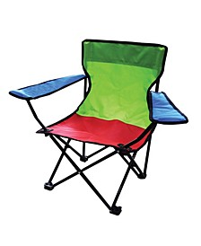 Tri-Color Super Duper Chair