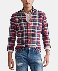 Men's Classic Fit Oxford Button-Down Shirt