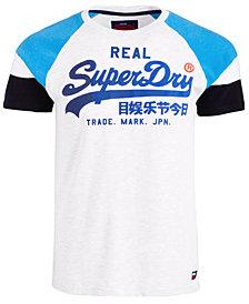 Superdry Men's Raglan Logo T-Shirt