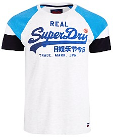 Superdry Men's Raglan Logo T-Shirt