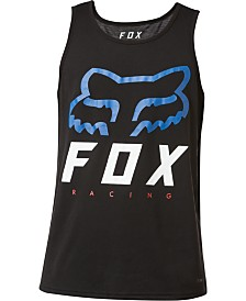 Fox Men's Heritage Forger Tech Logo Tank Top