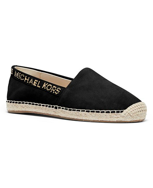Michael Kors Preston Espadrille Slip on Flats