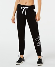 Calvin Klein Performance Logo-Graphic Joggers