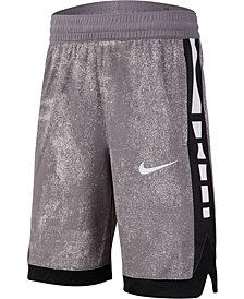 Nike Big Boys Dri-FIT Elite Basketball Shorts