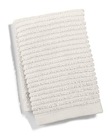 """13"""" x 13"""" Quick Dry Reversible Wash Towel, Created for Macy's"""