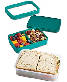 Joseph Joseph GoEat Compact 2-in-1 Lunch Box