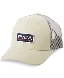 RVCA Men's Logo Graphic Trucker Hat