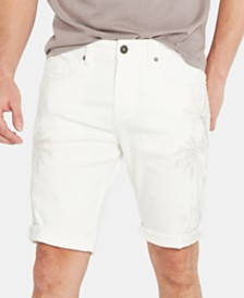 "Buffalo David Bitton Men's Parker-X Slim-Fit 10 1/2"" Shorts"