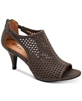 a4217f199 Style & Co Haddiee Ankle Shooties, Created for Macy's