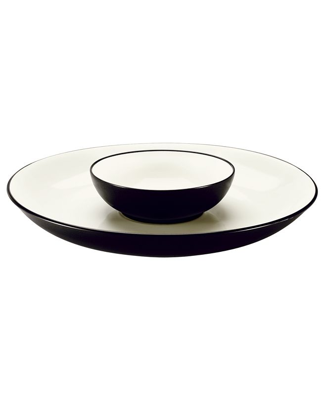 Noritake Dinnerware, Colorwave Chip & Dip