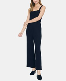 Sanctuary Ribbed Sleeveless Jumpsuit