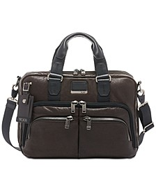 Men's Alpha Bravo Slim Briefcase